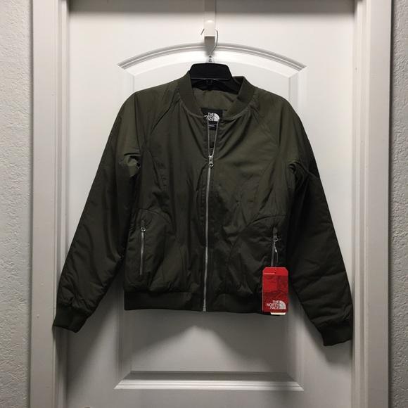 198503ebd THE NORTH FACE women's Rydell bomber jacket, NWT NWT